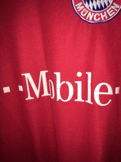 BAYERN MUNICH 2002/2003 UCL SHIRT