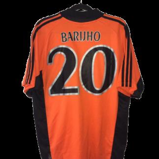 GRASSHOPPERS 2002/2003 AWAY SHIRT #20 BARIJHO