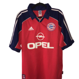 BAYERN MUNICH 1999/2001 HOME SHIRT