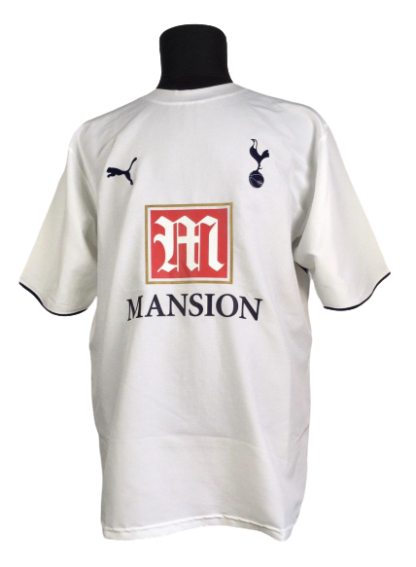 TOTTENHAM 2006/2007 HOME SHIRT