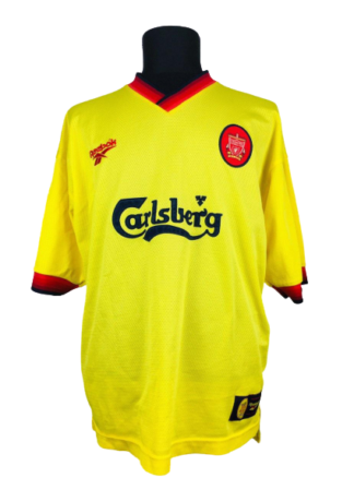 LIVERPOOL 1997/1999 AWAY SHIRT