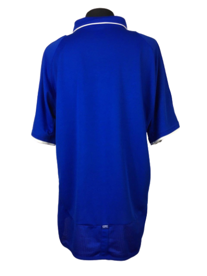 CHELSEA 2001/2003 HOME SHIRT [SIGNED]