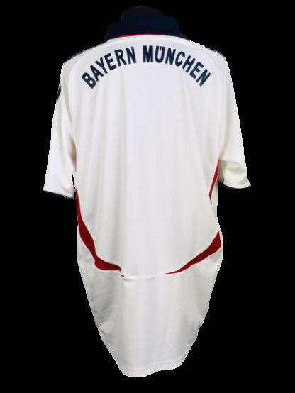 BAYERN MUNICH 2006/2007 AWAY SHIRT [XL]
