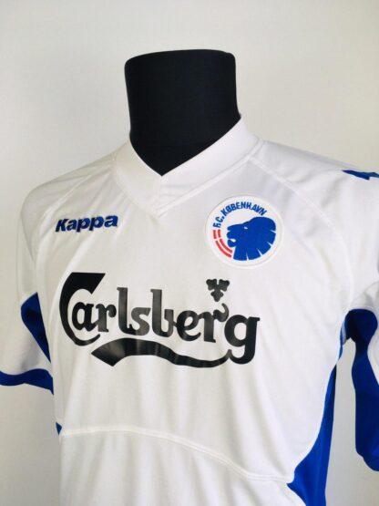 FC COPENHAGEN 2011/2012 CUP SHIRT