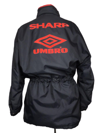 MANCHESTER UNITED 1993/1995 BENCH COAT