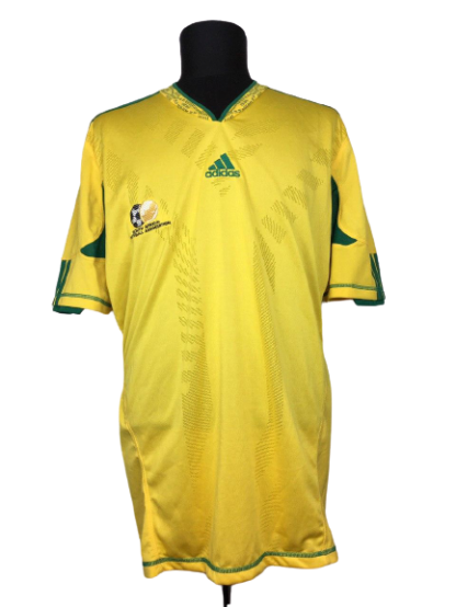 SOUTH AFRICA 2010/2011 HOME SHIRT