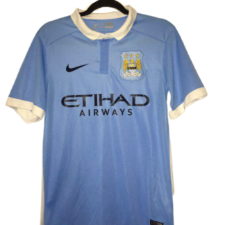 MANCHESTER CITY 2015/2016 HOME SHIRT
