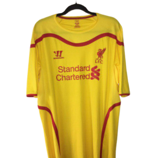 LIVERPOOL 2014/2015 AWAY SHIRT