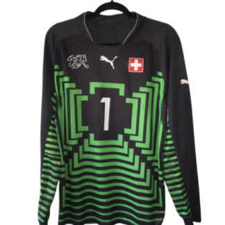 SWITZERLAND 2014/2015 GK SHIRT [L/S]