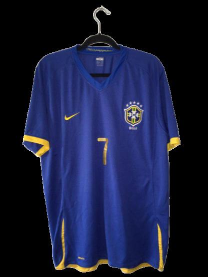 BRAZIL 2008/2010 AWAY SHIRT #7 PATO