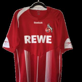 1.FC KÖLN 2009/2010 HOME FOOTBALL SHIRT SOCCER JERSEY TRIKOT FUßBALL REEBOK