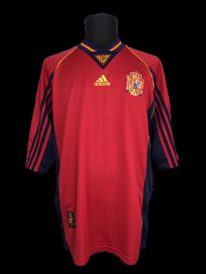 SPAIN 1998/1999 HOME SHIRT