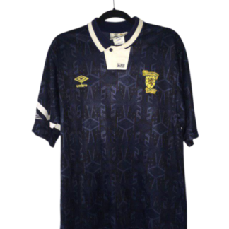 SCOTLAND 1991/1994 HOME SHIRT