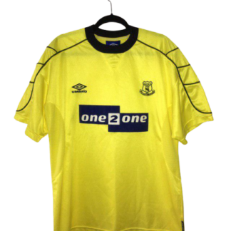 EVERTON 1999/2000 AWAY SHIRT