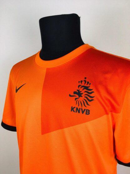 NETHERLANDS 2012/2013 HOME SHIRT