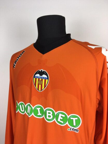 VALENCIA 2010/2011 AWAY SHIRT [L/S]