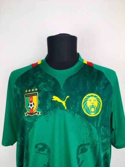 CAMEROON 2012/2013 HOME SHIRT