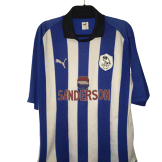 SHEFFIELD WEDNESDAY 1999/2000 HOME SHIRT