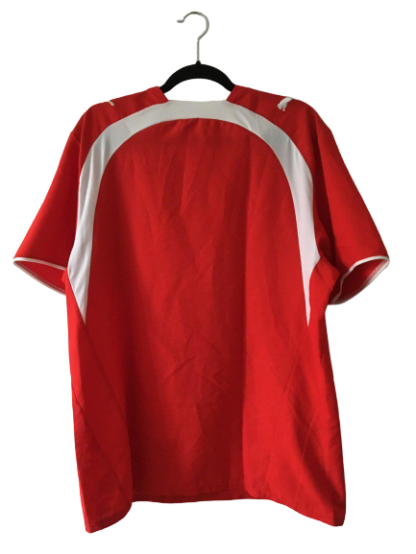 SWITZERLAND 2006/2008 HOME SHIRT