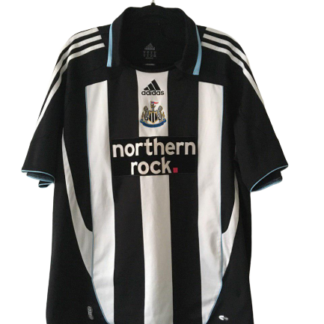 NEWCASTLE UNITED 2007/2009 HOME SHIRT