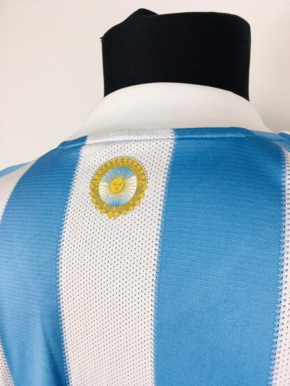 ARGENTINA 2010/2011 HOME SHIRT [XL]