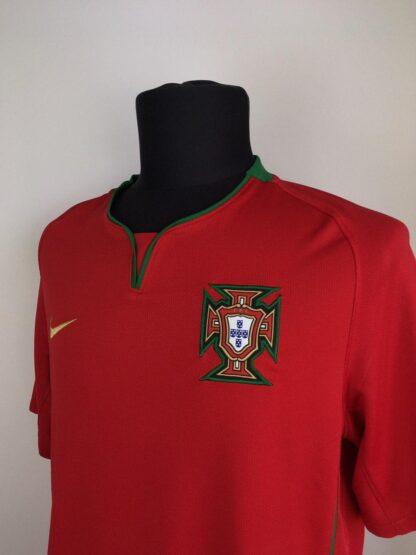 PORTUGAL 2008/2010 HOME SHIRT