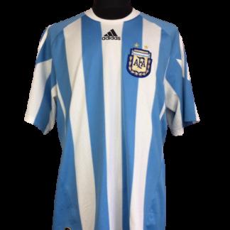 ARGENTINA 2010/2011 HOME SHIRT [L]
