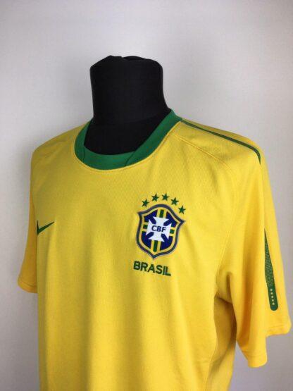 BRAZIL 2010/2011 HOME SHIRT [L]