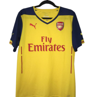 ARSENAL 2014/2015 AWAY SHIRT