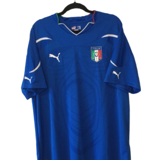 ITALY 2010/2012 HOME SHIRT