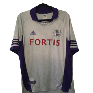 RSC ANDERLECHT 2000/2001 AWAY SHIRT