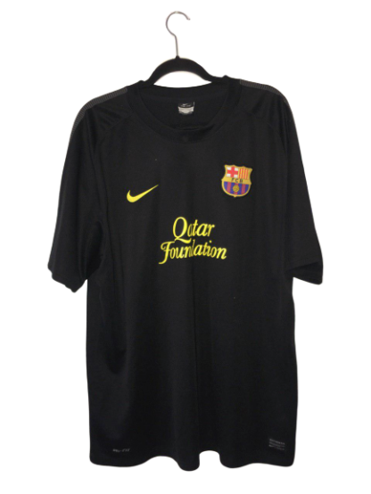 BARCELONA 2011/2012 TRAINING SHIRT