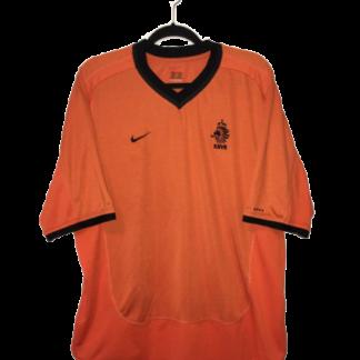 NETHERLANDS 2000/2002 HOME SHIRT