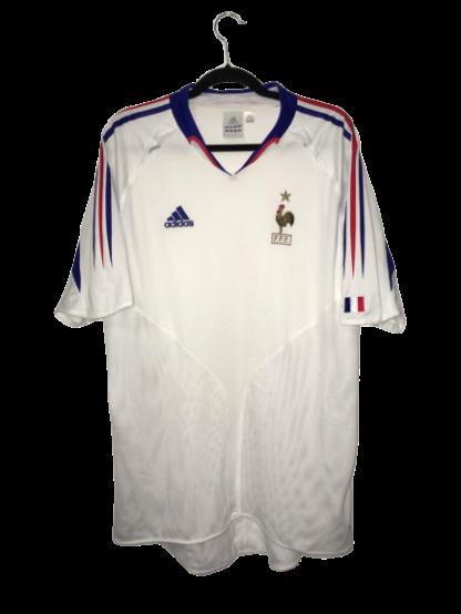 FRANCE 2004/2006 AWAY SHIRT