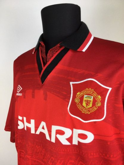 MANCHESTER UNITED 1994/1996 HOME SHIRT