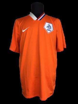 NETHERLANDS 2008/2010 HOME SHIRT [XL]
