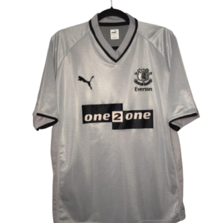 EVERTON 1999/2000 THIRD SHIRT