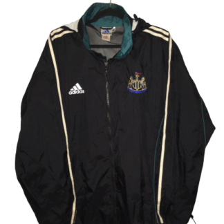 NEWCASTLE UNITED 1998/1999 TRAINING JACKET
