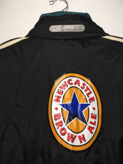 NEWCASTLE UNITED 1998/1999 DRILL JACKET