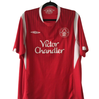 NOTTINGHAM FOREST 2009/2010 HOME SHIRT