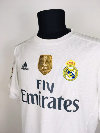 REAL MADRID 2015/2016 HOME SHIRT [XL]