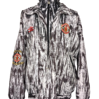 MANCHESTER UNITED 1992/1993 LEISURE JACKET