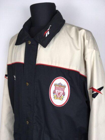 LIVERPOOL 1996/1998 BENCH COAT