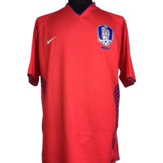 SOUTH KOREA 2006/2008 HOME SHIRT