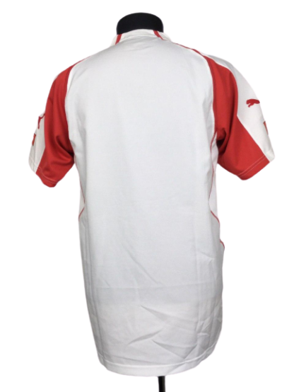 SWITZERLAND 2004/2006 AWAY SHIRT