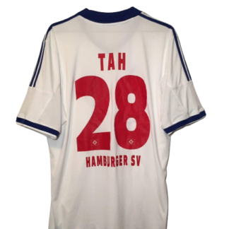 HAMBURG SV 2013/2014 HOME SHIRT #28 TAH
