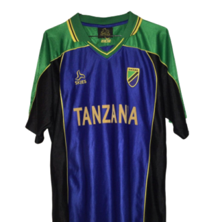 TANZANIA 2003/2006 HOME FOOTBALL SHIRT