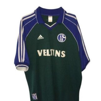 FC SCHALKE 04 2000/2001 AWAY SHIRT