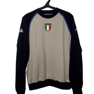 ITALY 2002 TRAINING SWEATSHIRT [L/S]