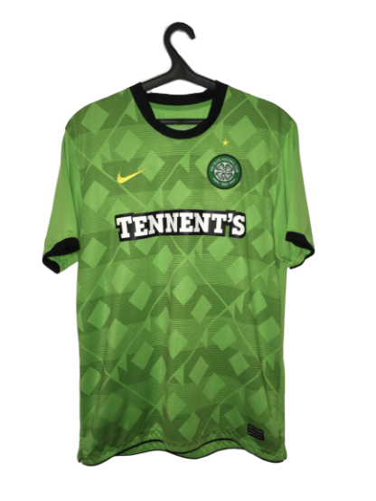 CELTIC 2010/2011 AWAY SHIRT